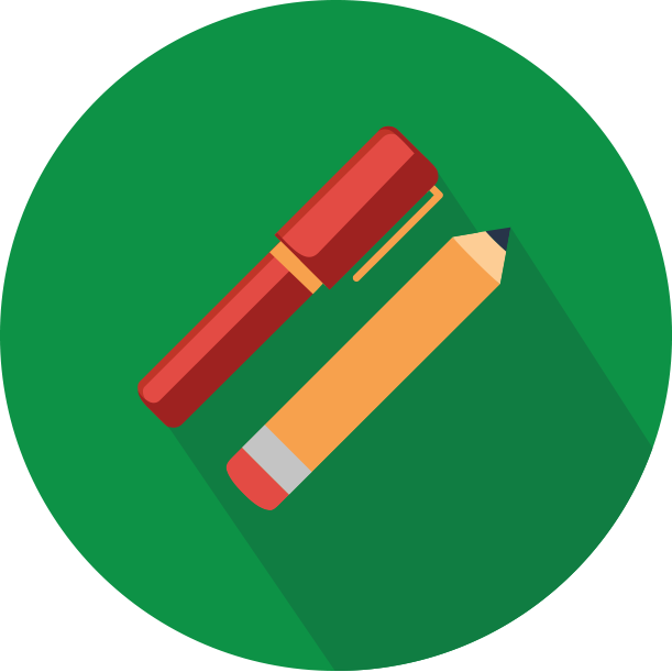 Writing png images. Free icon download document
