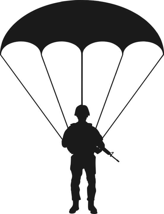 Ww2 parachute png. Airborne pinterest toy soldiers