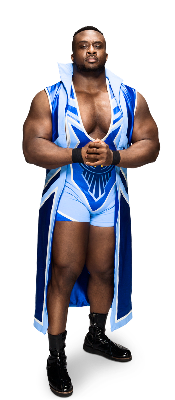 Wwe new day png. Big e render by