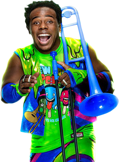 Wwe new day png. Keller mitchell pancakes gimmick