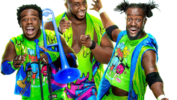 Wwe new day png. Ranking the s ring