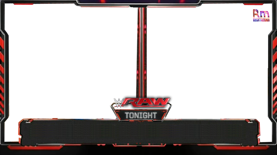 Wwe raw match card png. Renders backgrounds logos v