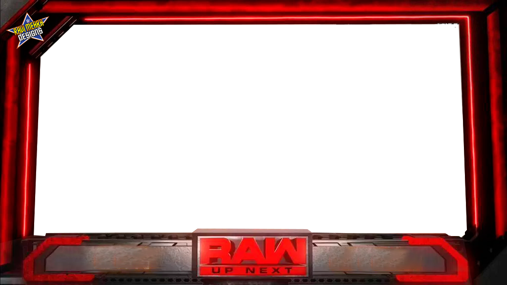 Wwe raw match card png. And smackdown album on