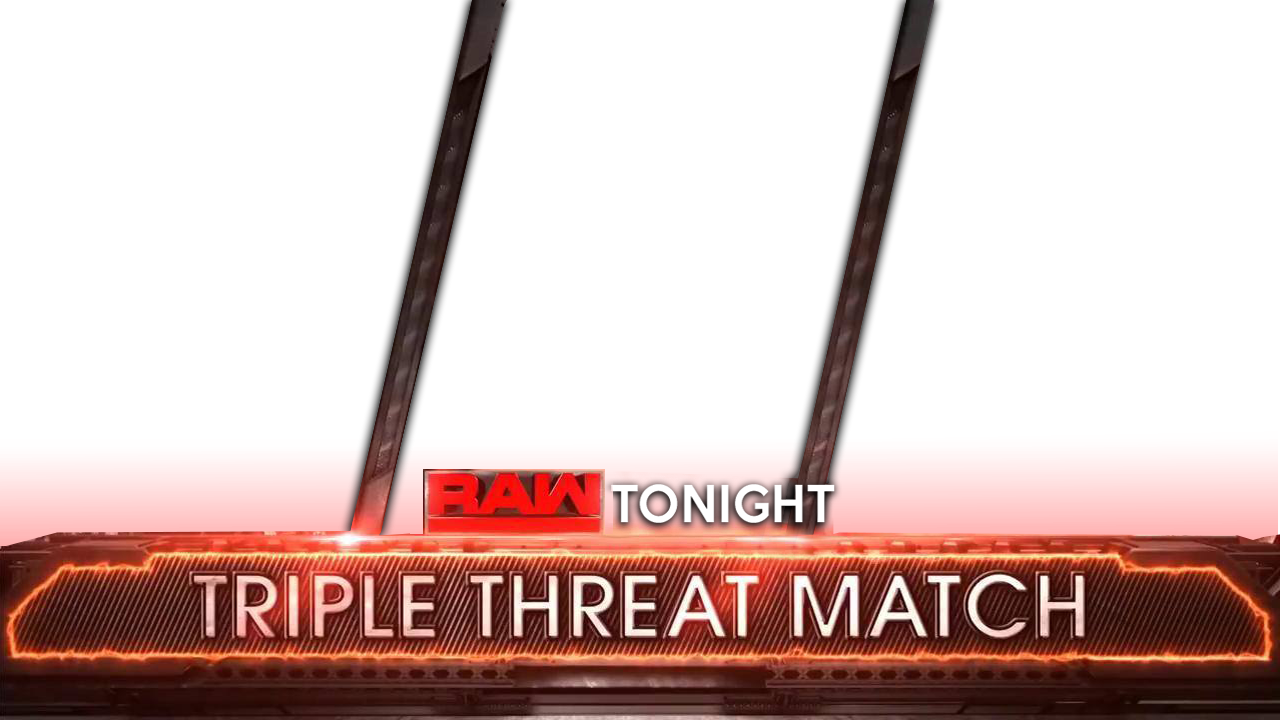 Wwe raw match card png. Renders backgrounds logos triple
