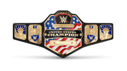 Wrestler drawing simple. Wwe united states championship