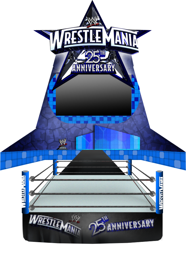 Wwe stage png. My hd raw universe