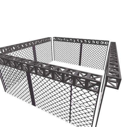 Wwe steel cage png. Roblox