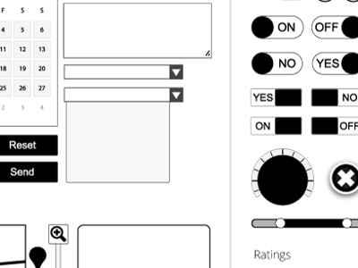 Www vector wireframe. Kit by giles newman