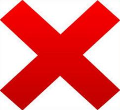 X clipart x mark. Free red