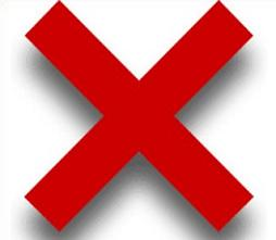 X clipart x sign. Desktop backgrounds free red