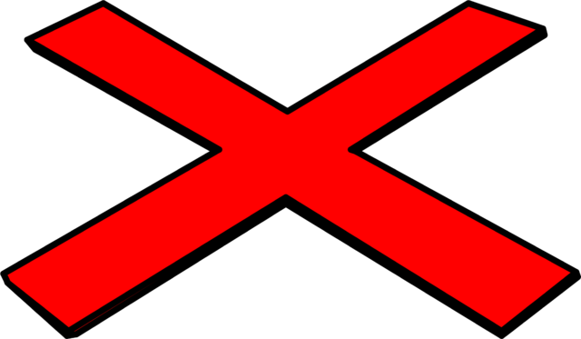 Image . X marks the spot png vector freeuse download