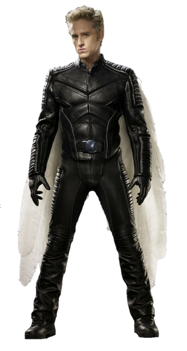 X men angel png. The last stand by