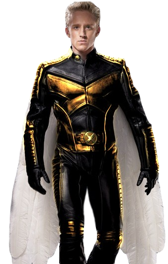 X men angel png. S transparent background by