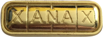 Download hd gold lapel. Xanax bar png graphic freeuse library