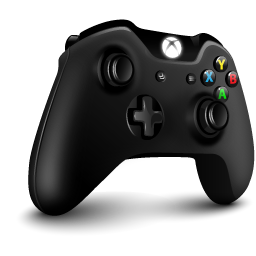 Xbox one controller png. Icon gaming gadgets iconset