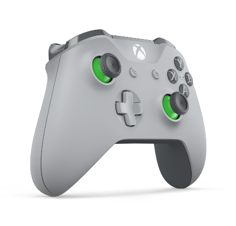 Green xbox controller png. Score style points with