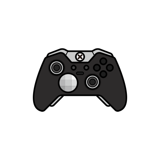 Xbox one controller png. Elite gamer icon