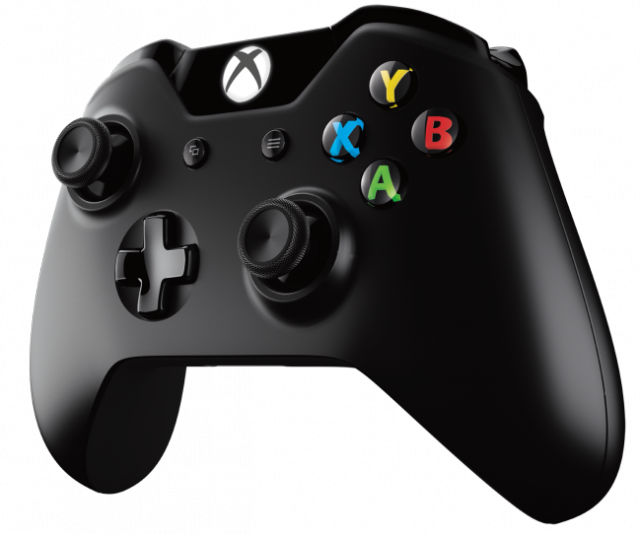 Xbox one controller png. Microsoft reveals new features