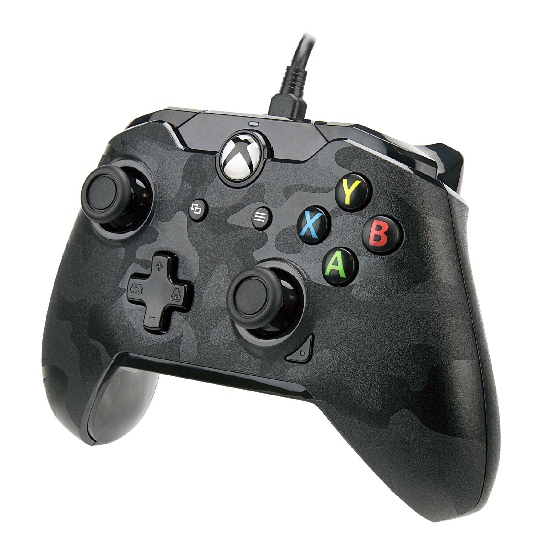 Xbox one controller png. Pdp wired for pc