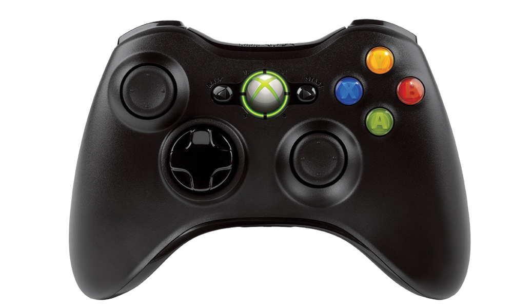 Xbox 360 controller png. Microsoft steamworks documentation xboxcontrollerpng