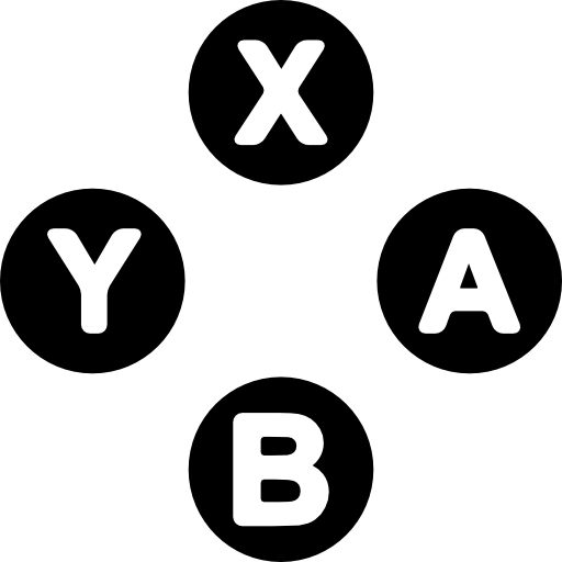 Xbox buttons png. Free interface icons icon