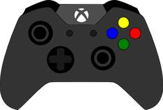 Xbox clipart controller playstation. One party video game