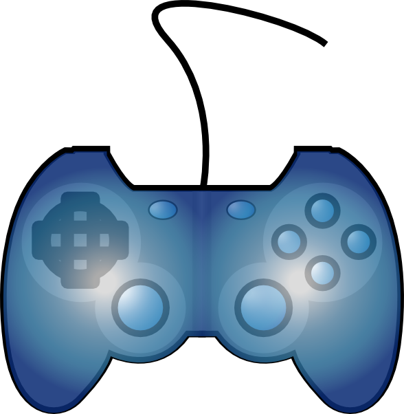 Xbox clipart controller playstation. Joypad game clip art
