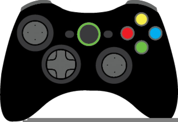 Xbox clipart joy stick. Remote controller free images