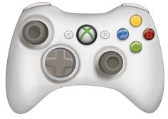 Xbox clipart joy stick. Controller template for