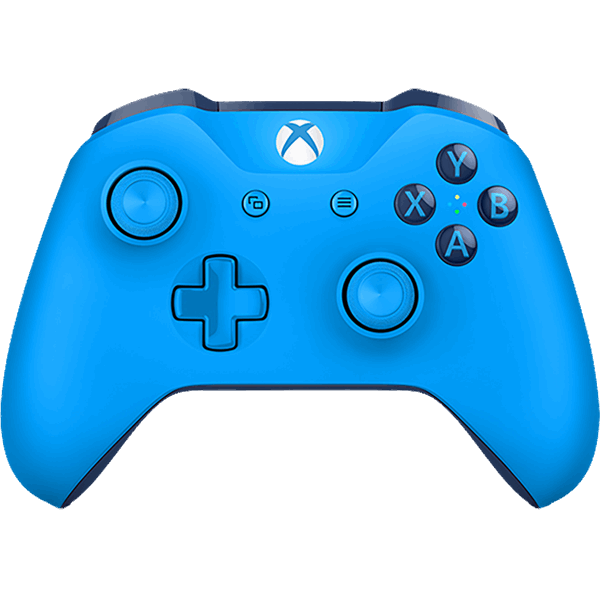 Xbox one controller png. S blue wireless of