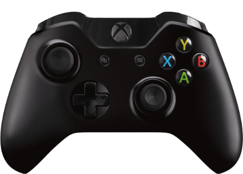 Xbox one controller png. Official any color cash