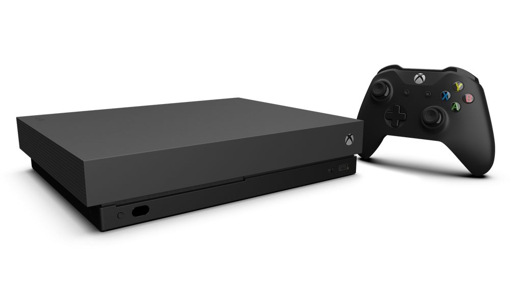 Xbox one x png. Custom console colorware painted