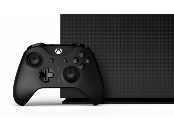 Xbox one x png. Microsoft confirms project scorpio