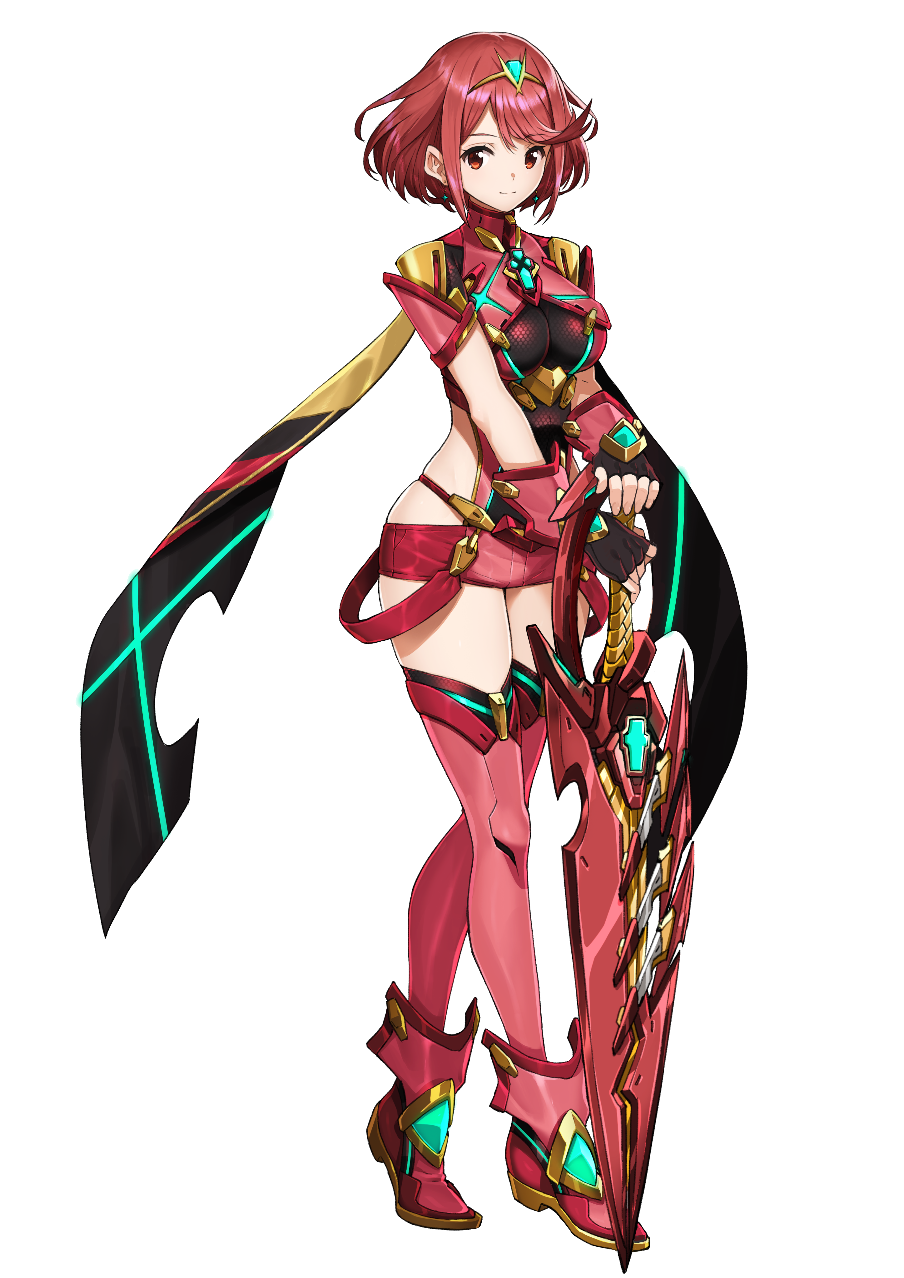 Xenoblade Chronicles 2 Transparent Png Clipart Free Download Ywd