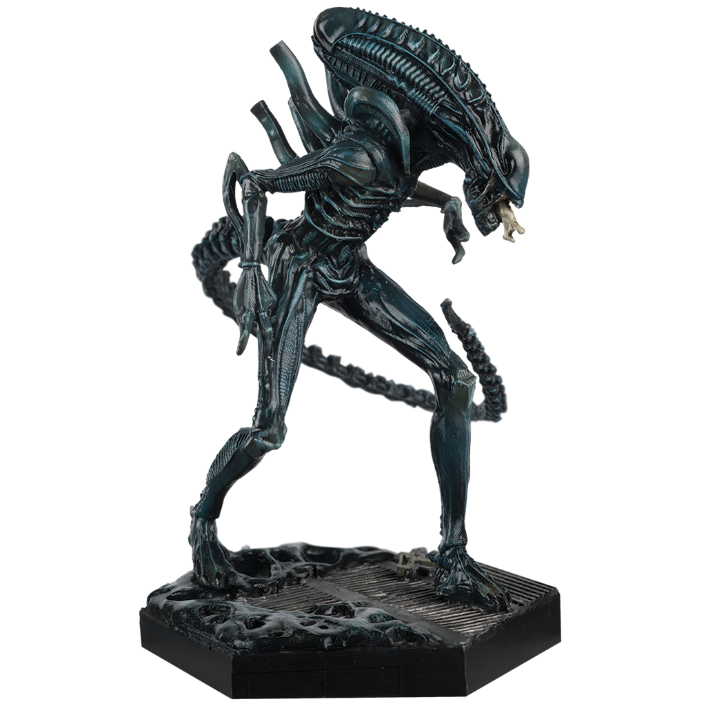 Xenomorph alien png. And predator official figurine