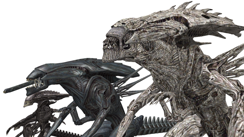 Xenomorph Crusher Transparent & PNG Clipart Free Download - YA-webdesign