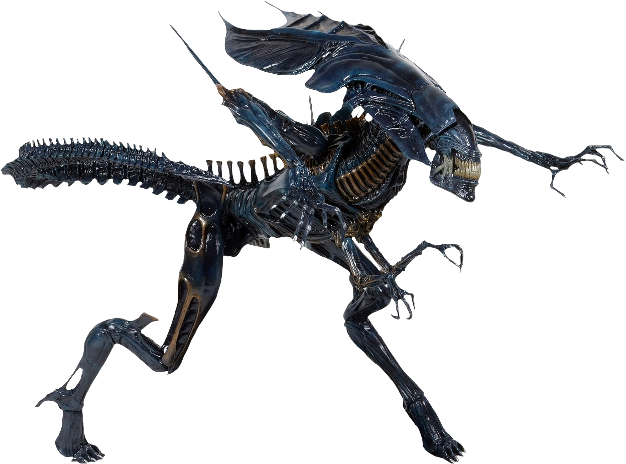xenomorph transparent 8 bit