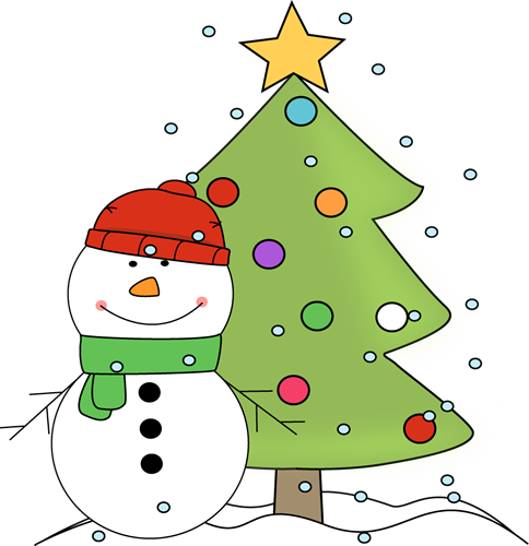 Merry christmas clipart snowman. Clip art images and