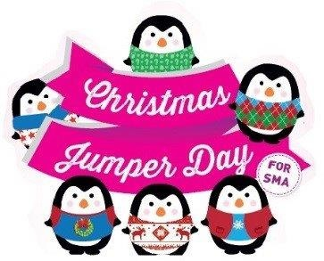 Xmas clipart jumper. Christmas day sma support