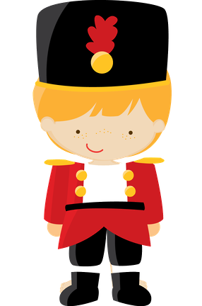 Xmas clipart toy. Christmas soldier clip art