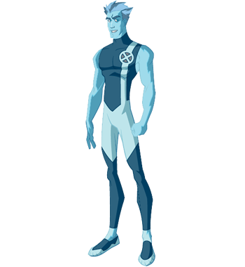 Xmen drawing ice man. Image iceman png x