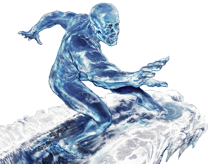 Xmen drawing ice man. Render marvel renders iceman