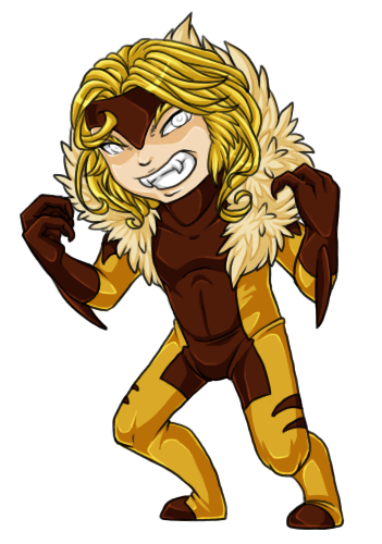 xmen drawing sabertooth