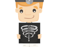 Xray clipart. Png image