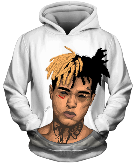 Littywonka merch hoodie. Xxxtentacion png vector library library