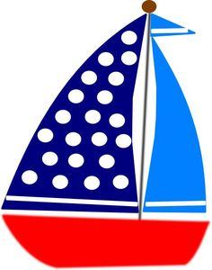 Yacht clipart blue baby. Boat at getdrawings com