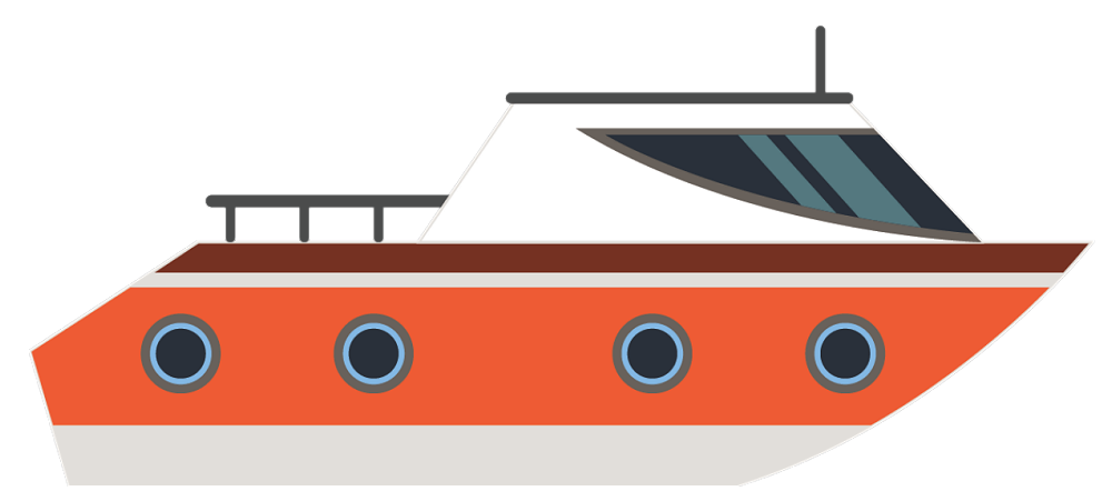 Yacht clipart transport boat. Matt s marine transporting