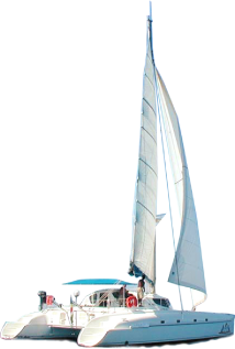 Yacht png catamaran. Virgin island sailing vacations