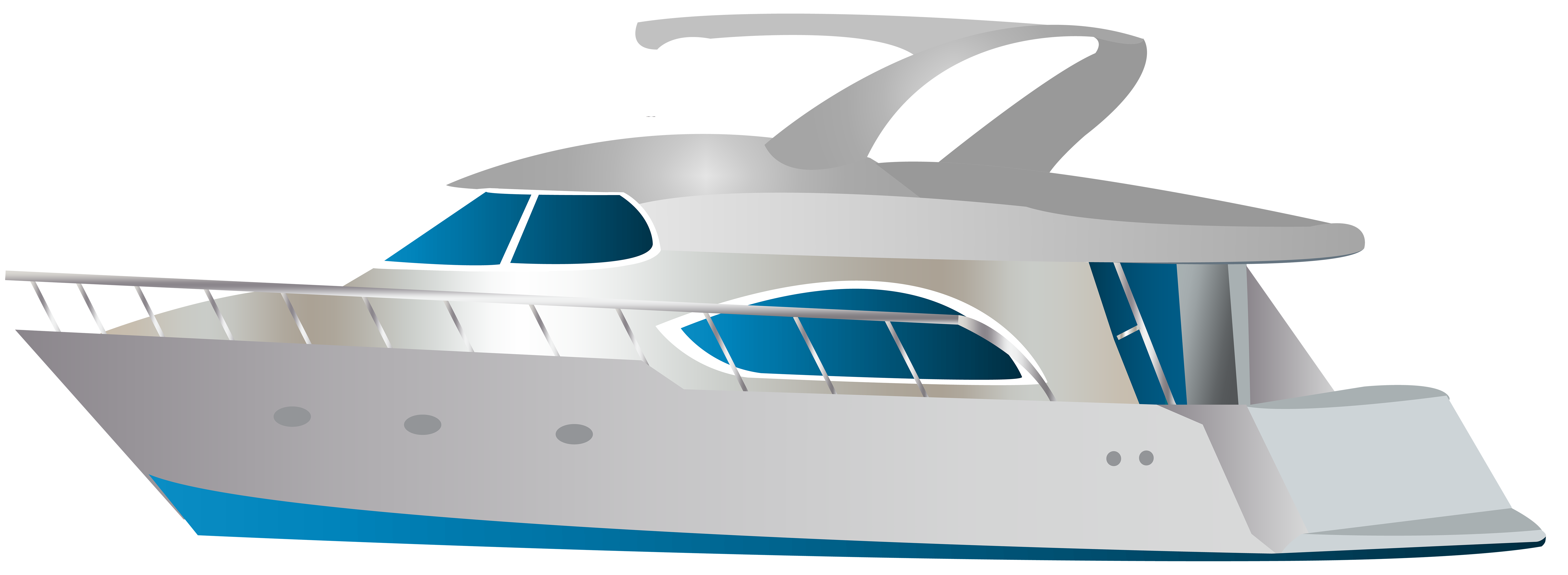 Yacht png free clipart. Speed boat transparent clip