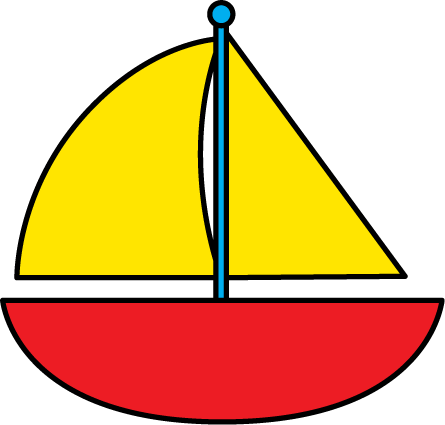 Yacht png red boat. Svg free download